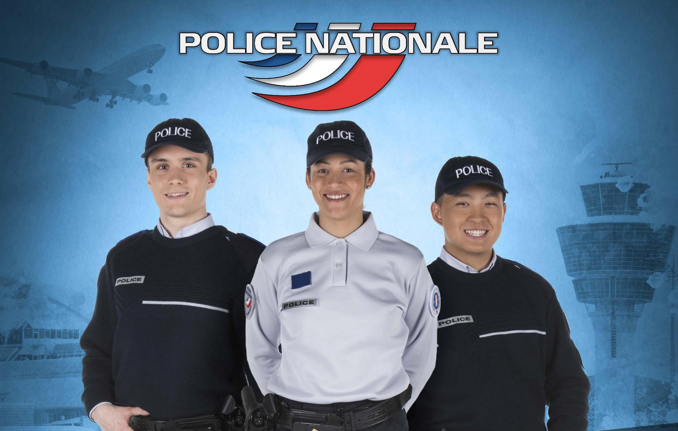 La Police Nationale recrute …